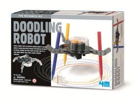 4M Doodling Robot