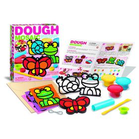 4M Dough Mosaic - Garden