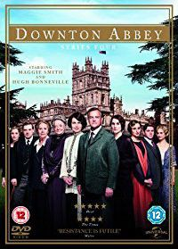 Downton Abbey: Series 4 (Import DVD)