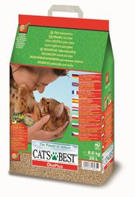 Cats Best - Oko Plus - 20 Litre ECO Clumping Cat Litter - 8.6kg