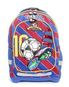Tosca Cool Med Orthopeadic Backpack - Football Design