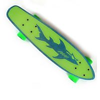 Maui & Sons Champ Micro Kicktail - Green & Blue