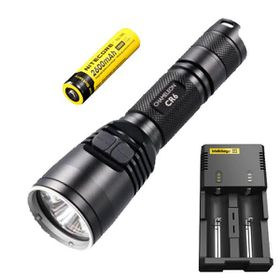 NiteCore - CR6 Red LED Flashlight Combo Set