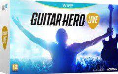 Guitar Hero Live (Software + Guitar) (Wii U)