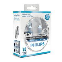 Philips White Vision H7 55w Headlight Bulbs