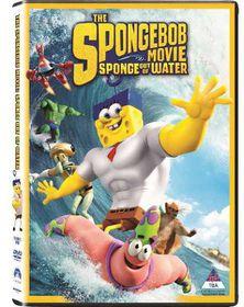 the spongebob movie sponge out of water 2015 dvd