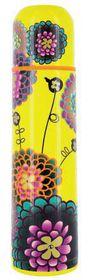 Pylones - Dahlia Small Thermos - Yellow