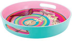 Pylones - Orchid Multi-Coloured Tchin Tchin Tray