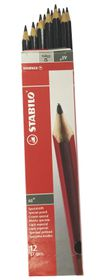 All Stabilo Pencils - Black