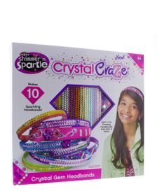 Shimmer & Sparkle Crystal Craze Jewel Hairwe