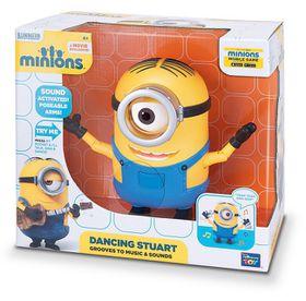 Minions - Dancing Stuart