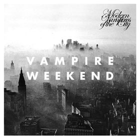 Modern Vampires of The City - (Import Vinyl Record)