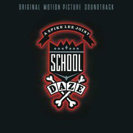 School Daze (Ost) - (Import Vinyl Record)