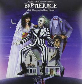 Beetlejuice (Ost) - (Import Vinyl Record)