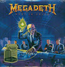 Rust in Peace - (Import Vinyl Record)