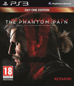 Metal Gear Solid V: Phantom Pain (PS3)