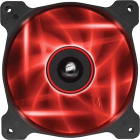 Corsair SP120 Air High Static Pressure 120mm Fan (Twin Pack) - Red