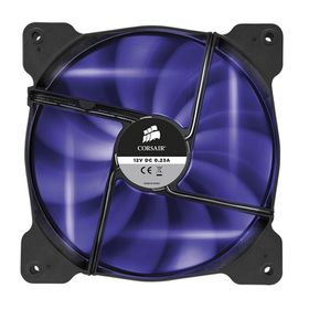 Corsair SP140 Air Series LED High Static Pressure 140mm Fan - Purple