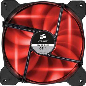 Corsair SP140 Air Series LED High Static Pressure 140mm Fan (Twin Pack) - Red