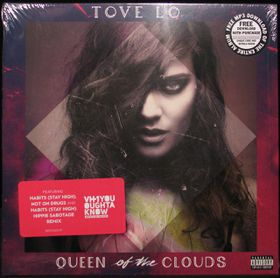 Queen of The Clouds - (Import Vinyl Record)
