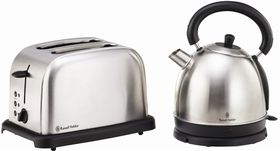 Russell Hobbs - Stainless Steel Breakfast Pack