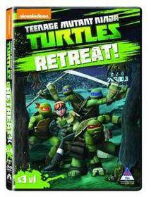 Teenage Mutant Ninja Turtles: Season 3 Vol. 1 Retreat (DVD)