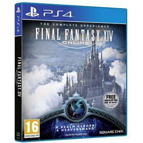 Final Fantasy XIV: A Realm Reborn+Heavensward (PS4)