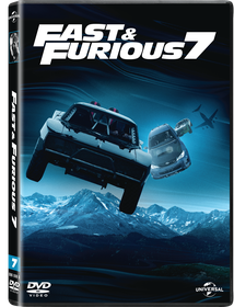Fast & The Furious 7 (DVD)