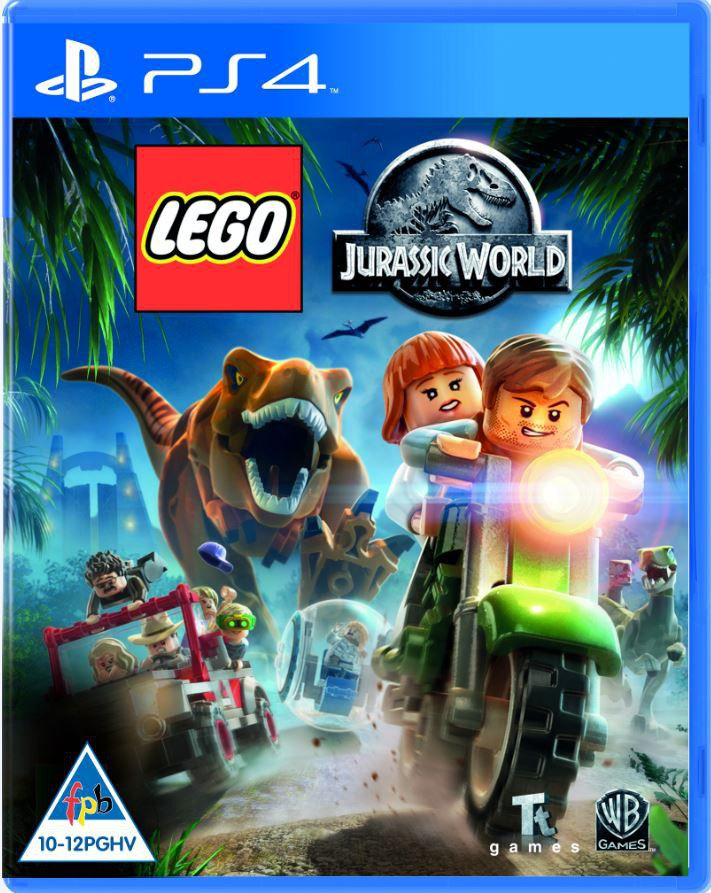 LEGO Jurassic World (PS4) ...