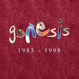 Genesis - 1983-1998 Vinyl Box Set (6 LP)
