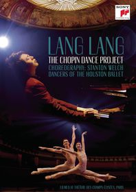 Lang Lang - The Chopin Dance Project (Blu-ray)