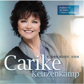 Carike Keuzenkamp - Vyf Dekades Van Carike Keuzenkamp (CD)