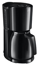 Melitta Enjoy Therm Filter Coffee Machine - Black
