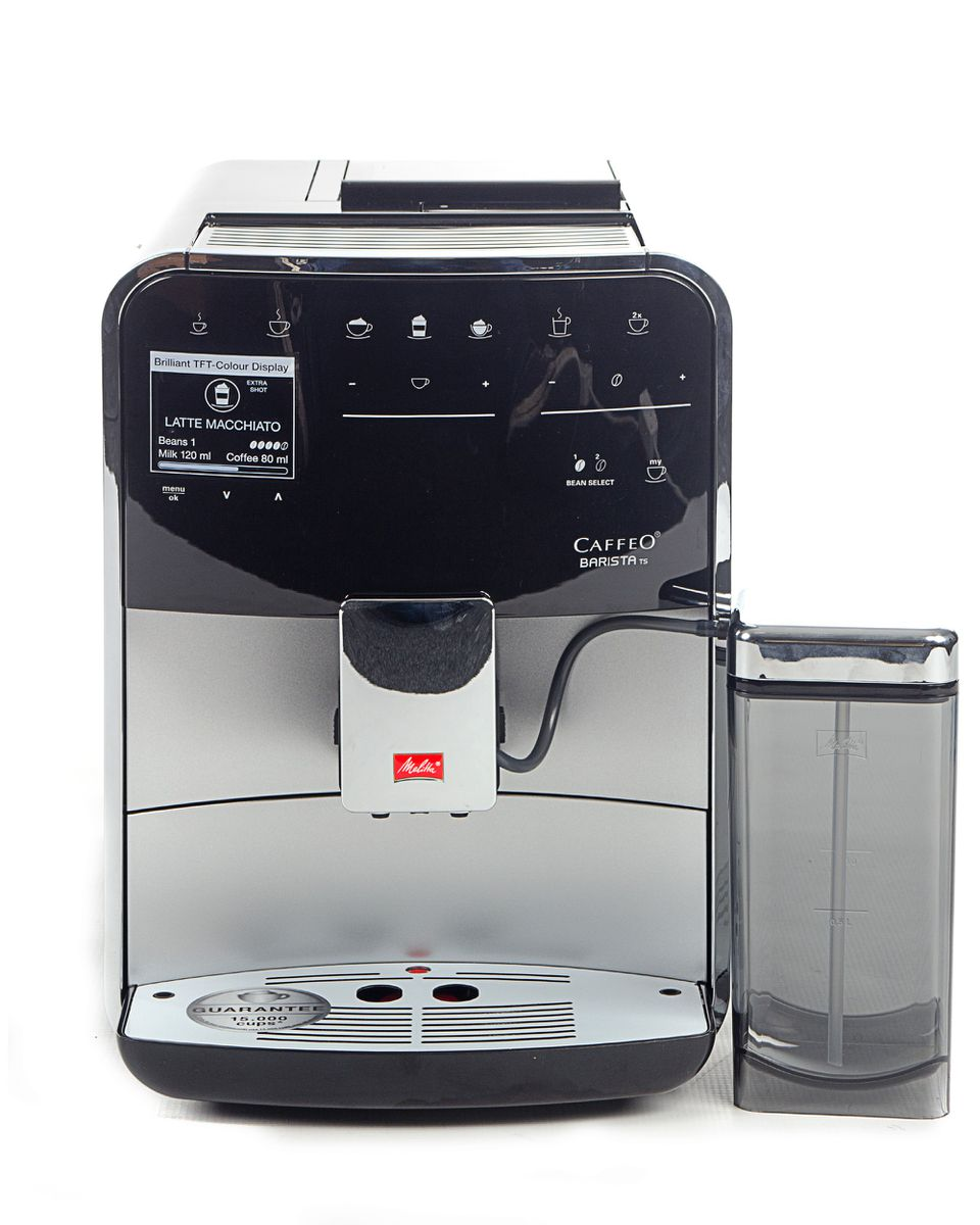 melitta caffeo barista ts coffee machine 6679651 buy online in south africa. Black Bedroom Furniture Sets. Home Design Ideas