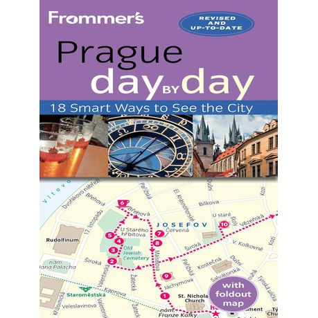 Frommers Prague day by day
