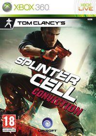Tom Clancy's Splinter Cell Conviction (Xbox 360)