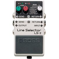 Boss - Effects Pedal - Line Selector