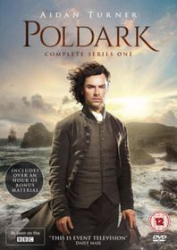 Poldark 2015 (Import DVD)