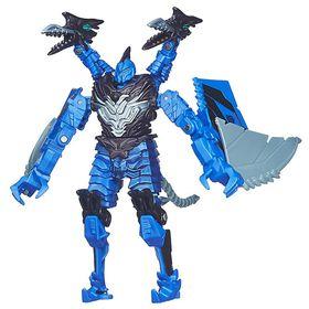 Transformers 4: Age Of Extinction Dinobot Strafe Spin Attack Figure