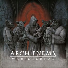 Arch Enemy - War Eternal (CD)