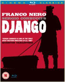 Django: Complete & Uncut (Blu-Ray)