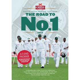The Road To Number 1 (DVD)
