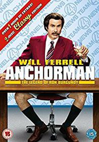 Anchorman - The Legend of Ron Burgundy (DVD)