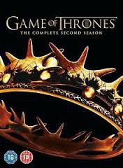 Game Of Thrones: Series 2 - Complete (DVD)