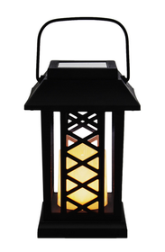 Nexus - Solar LED Candle Lantern - Medium