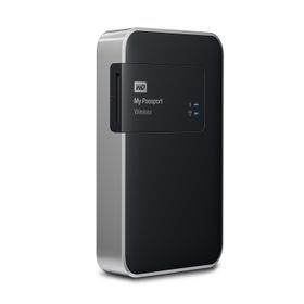 WD My Passport Wireless Wi-Fi Mobile Storage - 1TB