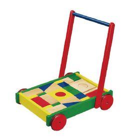 Viga Baby Walker with Blocks