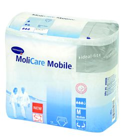 Molicare Mobile Pull-Up Pants Medium - 14