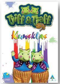 Tjiff & Tjaff: Kunsklas (DVD)