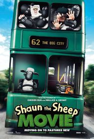 Shaun The Sheep Movie (DVD)